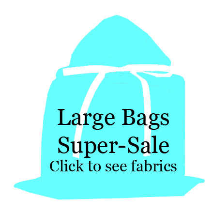 Large Bags Super Sale Icon