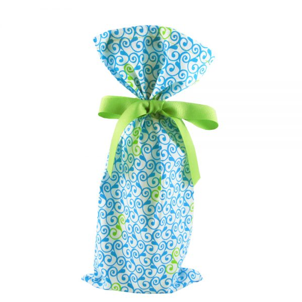 Twist-of-lime-blue-wine-bottle-bag