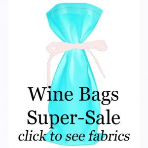 Icon for wine bags on super-sale