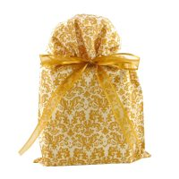 gold-damask-reusable-fabric-gift-bag