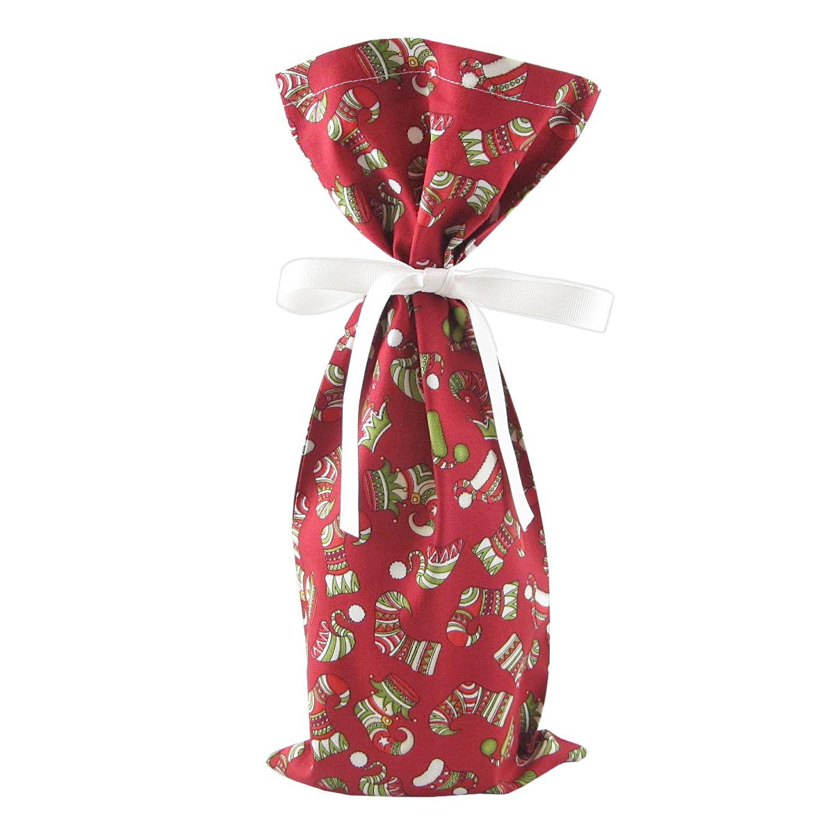 stockings-on-red-christmas-wine-bag
