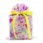 Unicorn-reusable-gift-bag-pink