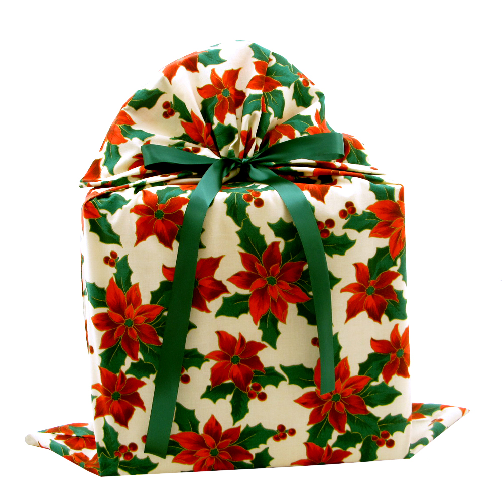 Poinsettias-large-gift-bag