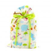 Jungle-Animals-Gift-Bag-Yellow-Standard