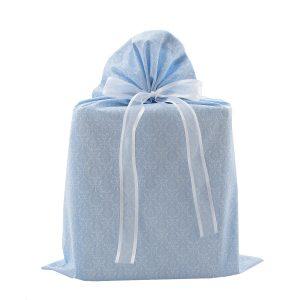 Steel-blue-damask-gift-bag-large