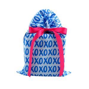 XOXO-blue-reusable-gift-bag-A148