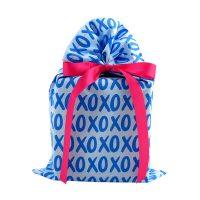 XOXO-Blue-Fabric-gift-bag-standard