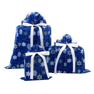 Blue-Hanukkah-trio-gift-bags