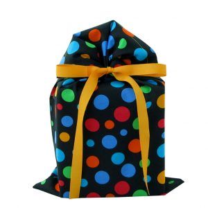 A167-Black-Polka-Dot-Gift-Bag-Standard
