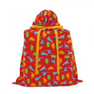 Dinosaurs-Large-Fabric-Gift-Bag