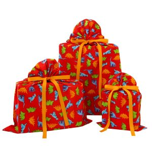 Trio-red-dinosaur-gift-bags
