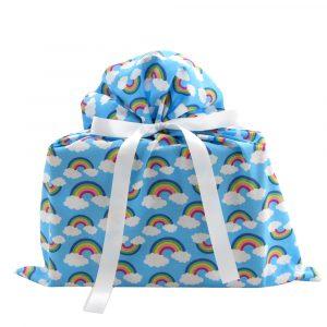 Medium-blue-rainbows-reusable-gift-bag