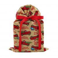Pickup-trucks-with-christmas-trees-gift-bag-standard
